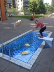 3DStreetArtSwimming Pool3